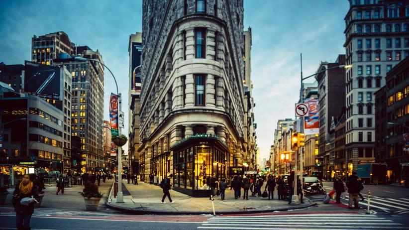 Erlebnismall: Einst war der Einzelhandel in New York identitätsstiftend. Heute ist vieles nur noch Fassade