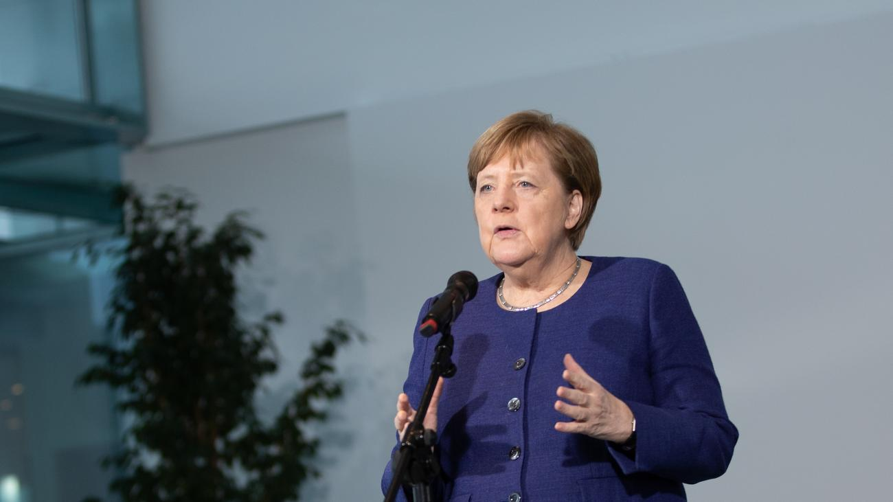 Livestream Merkel Corona