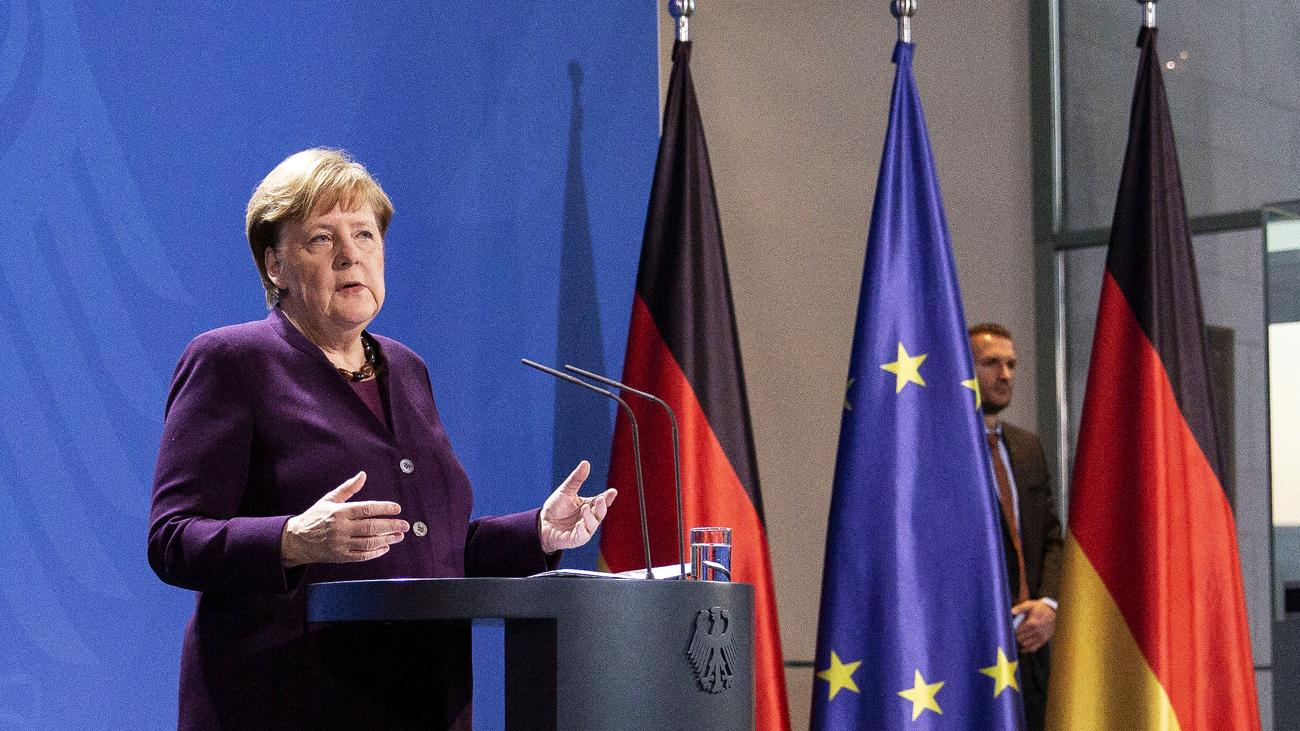 Angela Merkel Livestream