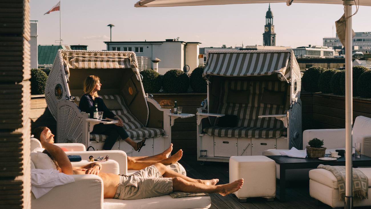 Wo Hamburg sich wie Urlaub anfühlt: 18 Tipps aus der ZEIT-Redaktion