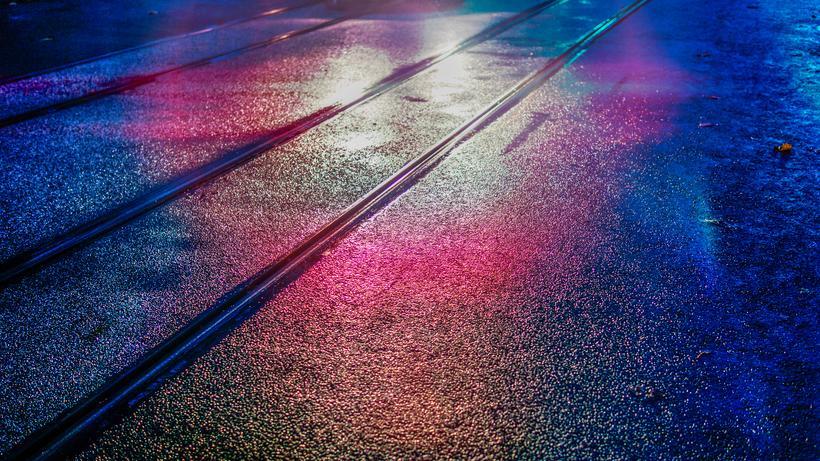 Straßenverkehr: Tramschienen – wer kennt sie nicht?