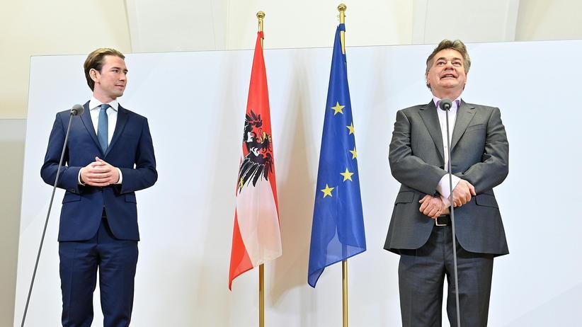 Koalition in Österreich: Einig!