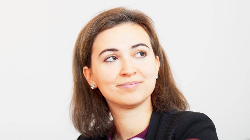 Alma Zadić: Endlich angekommen