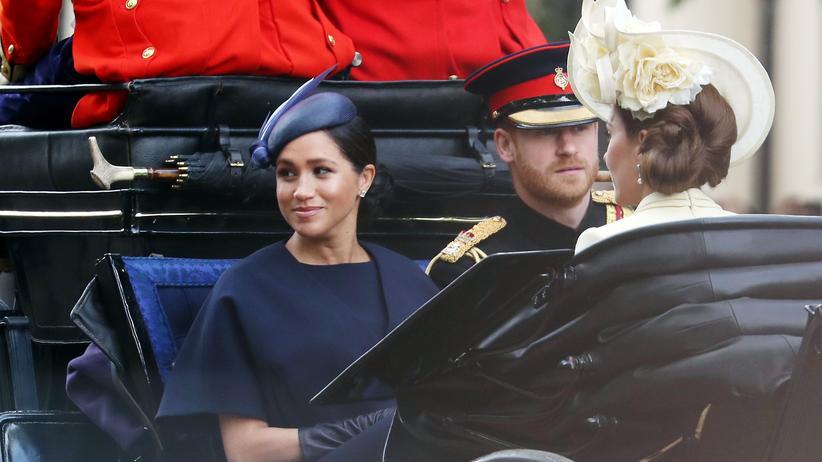 Britisches Königshaus: Sie wird sein wie alle anderen, Promi unter Promis