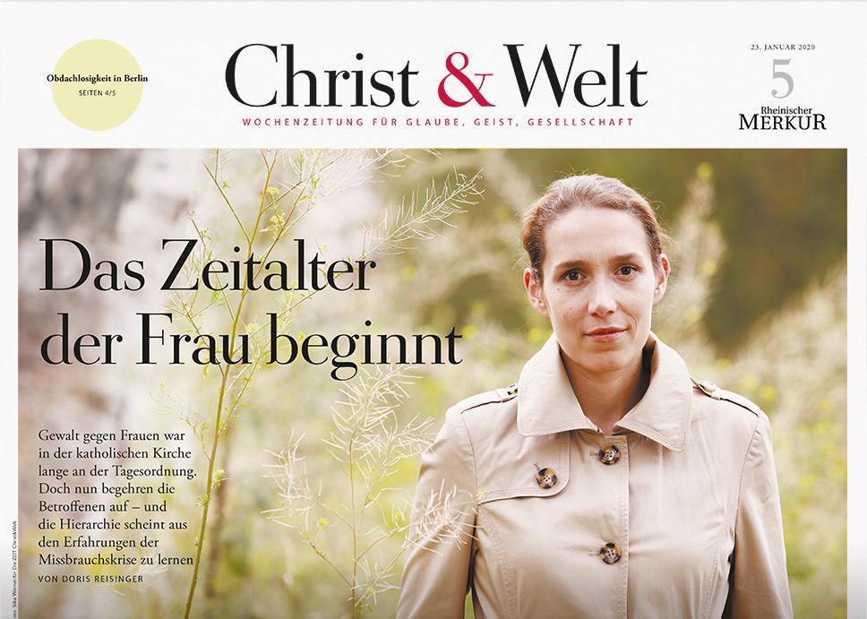 Christ&Welt 5/2020