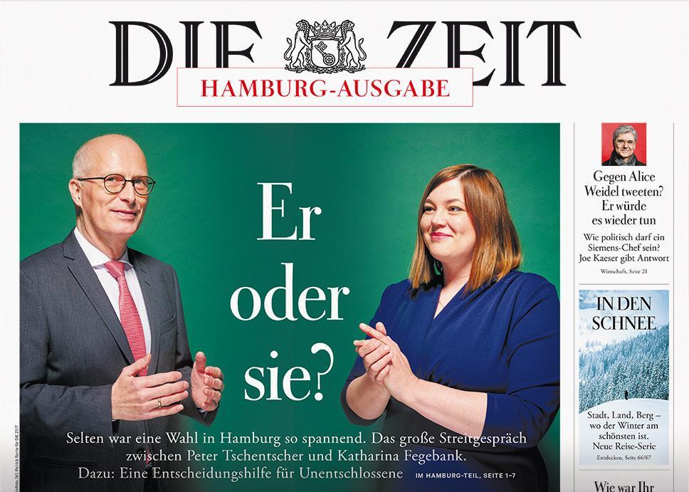 ZEIT Hamburg 6/2020