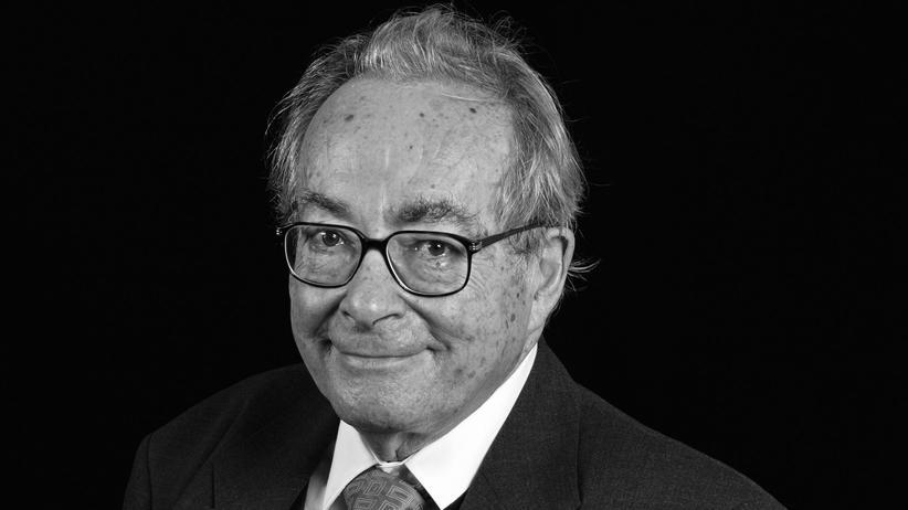 George Steiner: Weltbürgerlicher Tänzer des Denkens