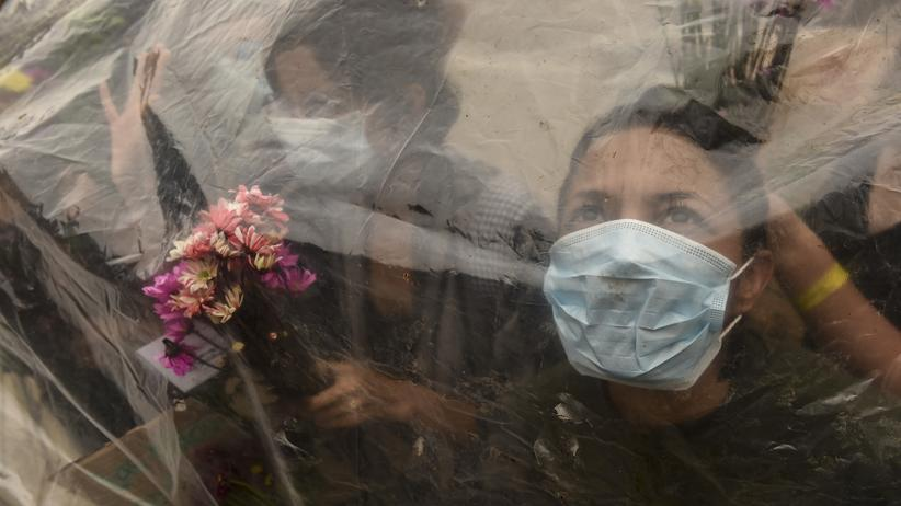 Klimaschutz: Klimaschutz geht nur gegen den Kapitalismus