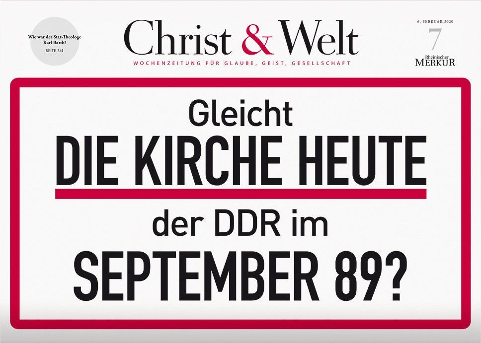 Christ&Welt 7/2020