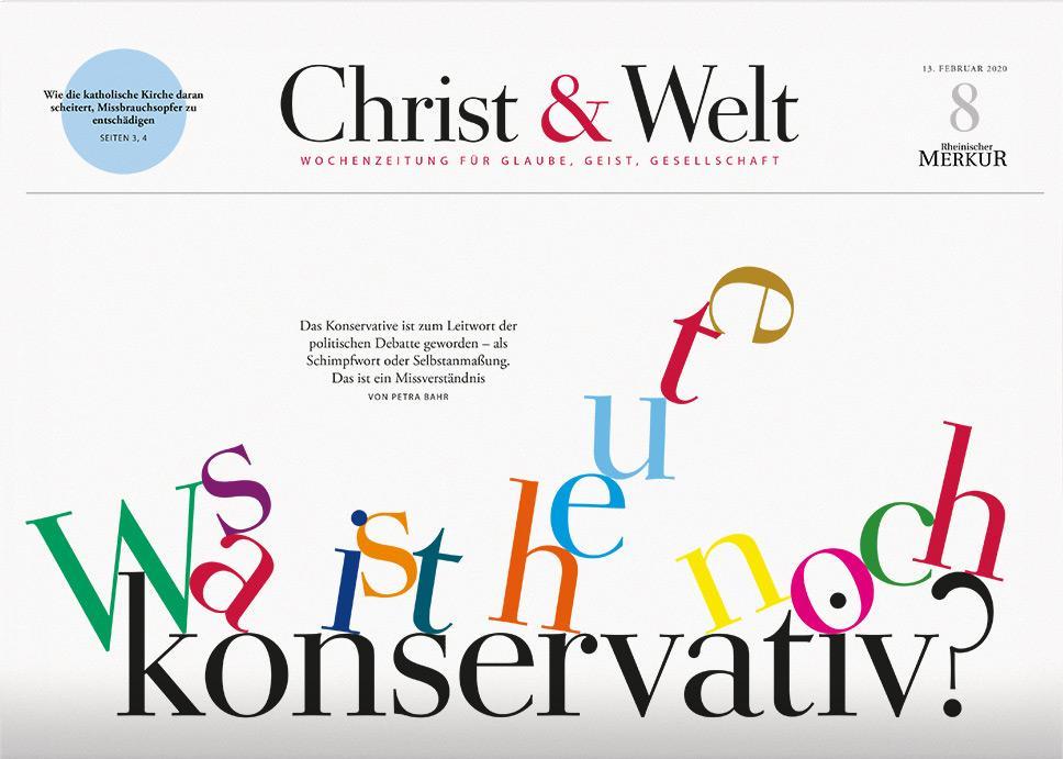 Christ&Welt 8/2020