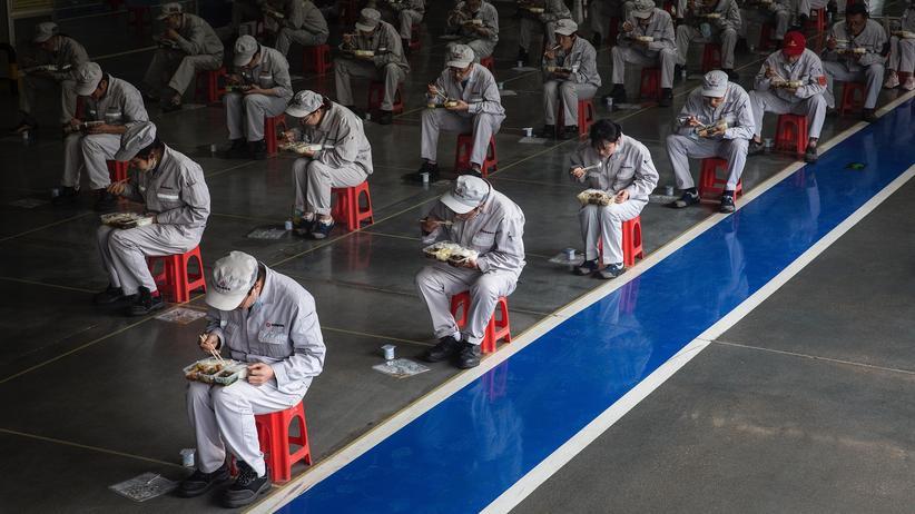 China: Ein krankes System