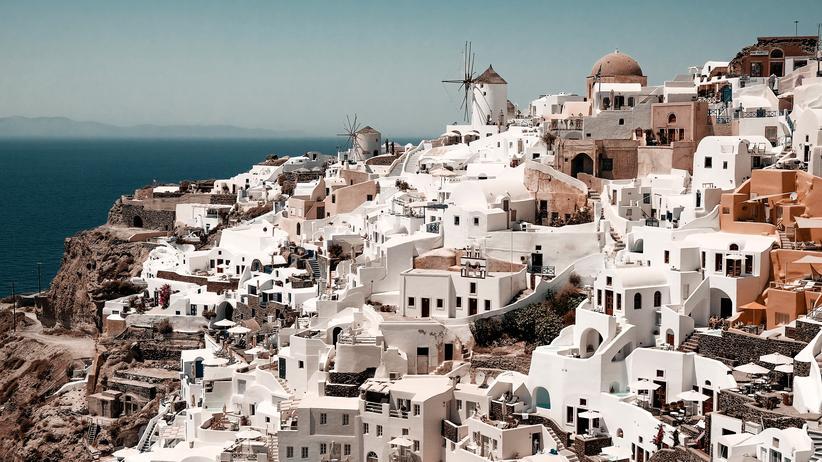 Erderwärmung: Strahlend weiße Dächer