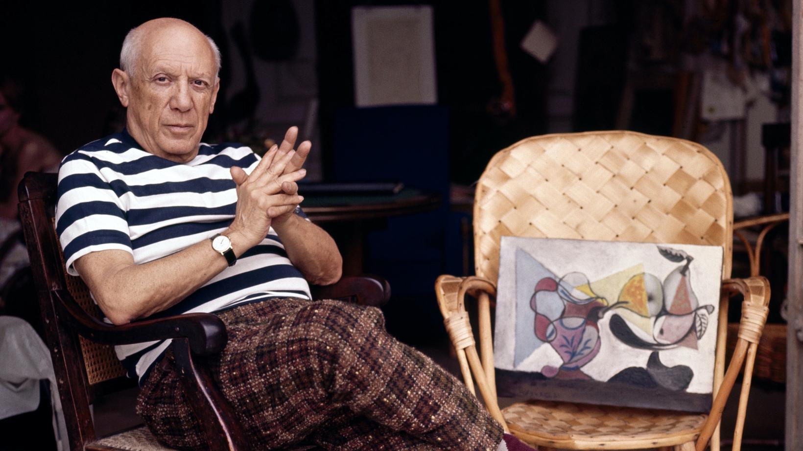 Picasso, 1960 © Popperfoto/Getty Images