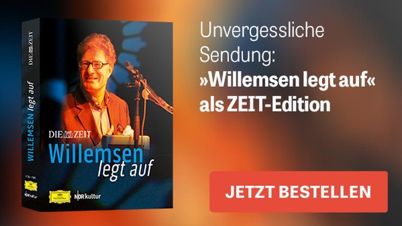 """ZEIT-Edition """"Willemsen legt auf"""""""
