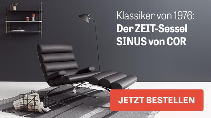 ZEIT-Sessel Sinus von COR