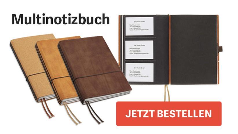 Multinotizbuch X17