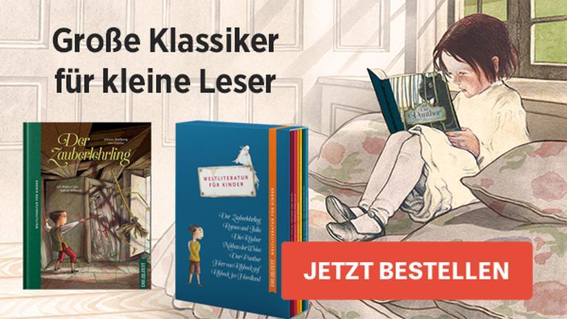 Bücher: weltliteratur kinder teaser