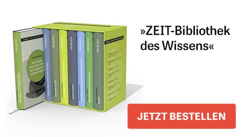 DIE ZEIT-Bibliothek des Wissens