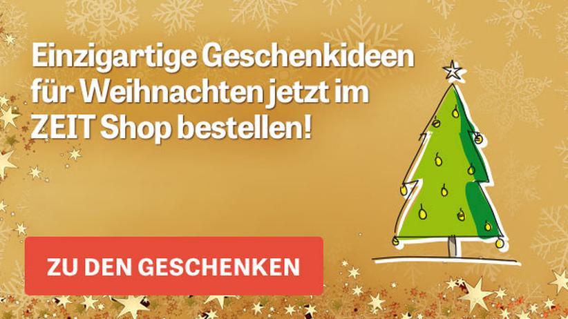 ZEIT-Shop Weihnachtswelt