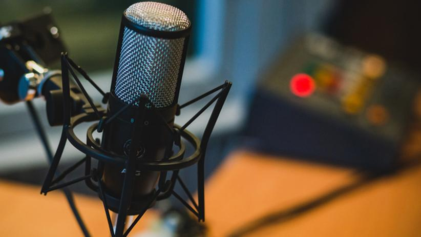 ZEIT Meisterklasse: Podcasts selbst produzieren