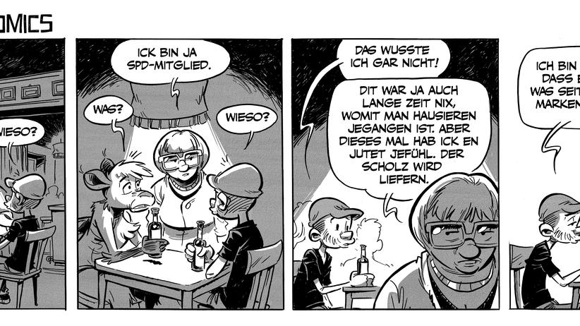 Folge 235: SPD-Lieferservice