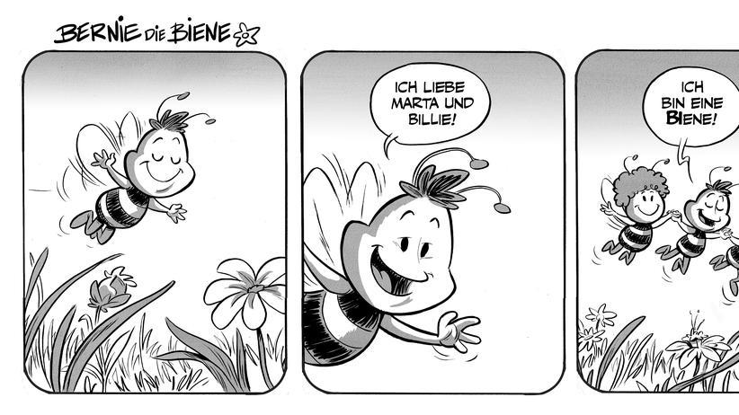 Folge 242: Bernie die Biene