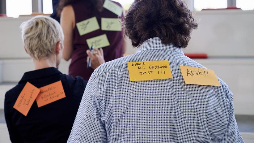 Was wissen Sie über Design Thinking?