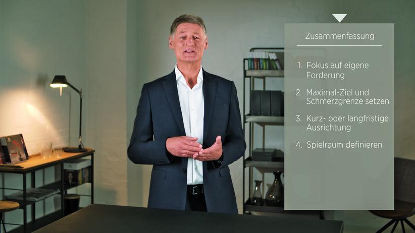 7 Tipps für erfolgreiches Verhandeln