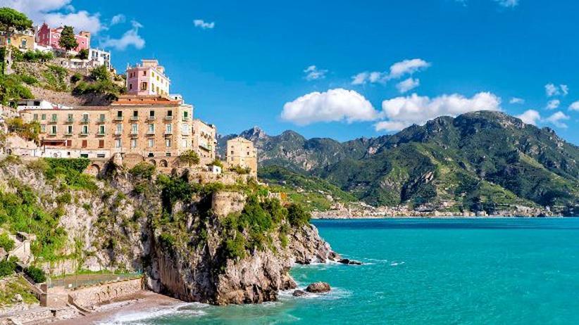 Italien – Segeln vor der Amalfitana