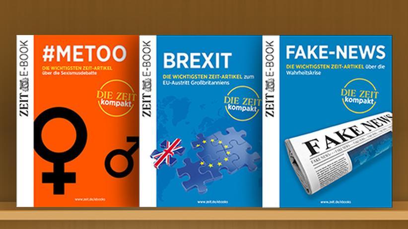 Die E-Books der ZEIT – aktuell, kompakt, informativ