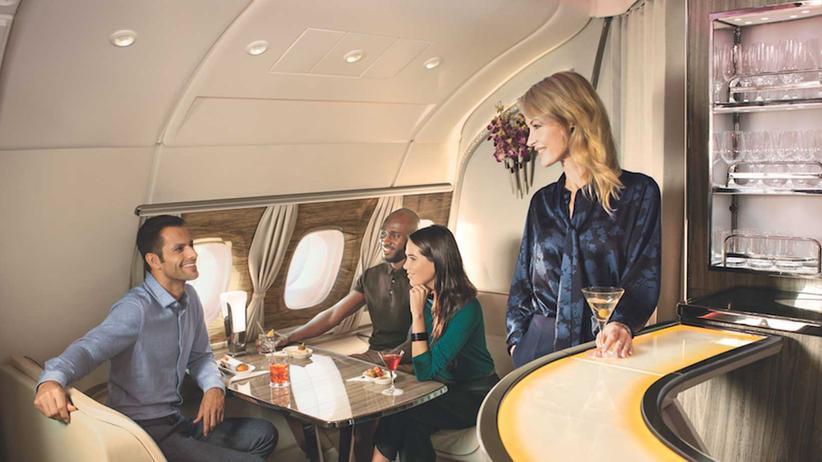 Emirates hat das Fliegen zur schönsten Art des Reisens gemacht