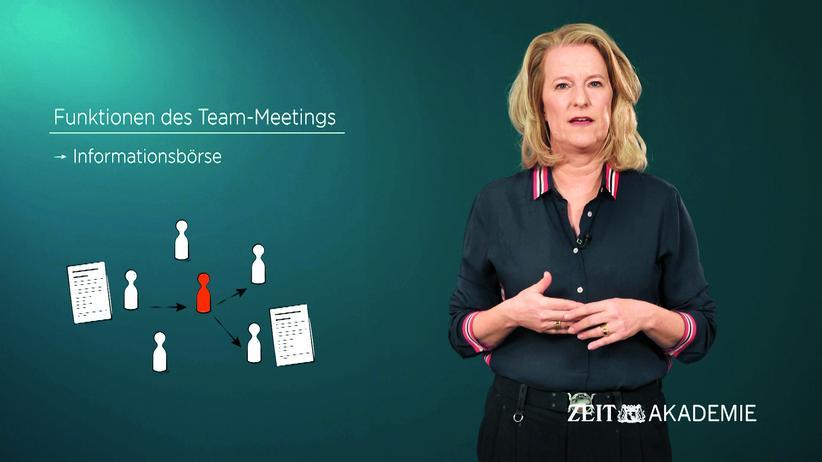Warum Meetings wichtig sind