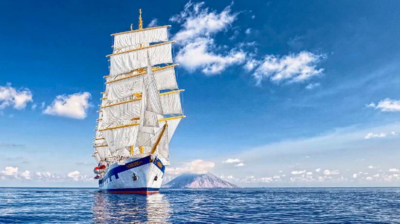 Spannende Segelreisen mit der ZEIT