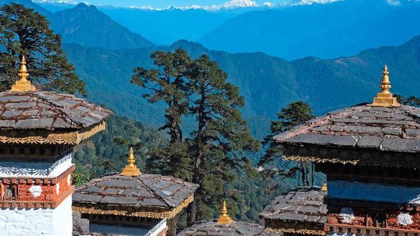 Bhutan – Wo das Glück Staatsziel ist