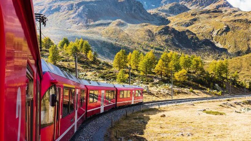 »Grand Train Tour of Switzerland« - Eine unvergessliche Zugreise