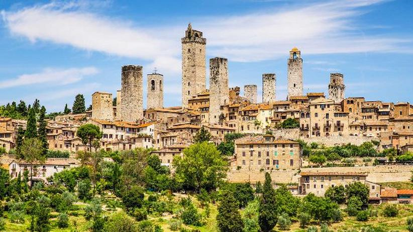 Toskana – Philosophie der Renaissance