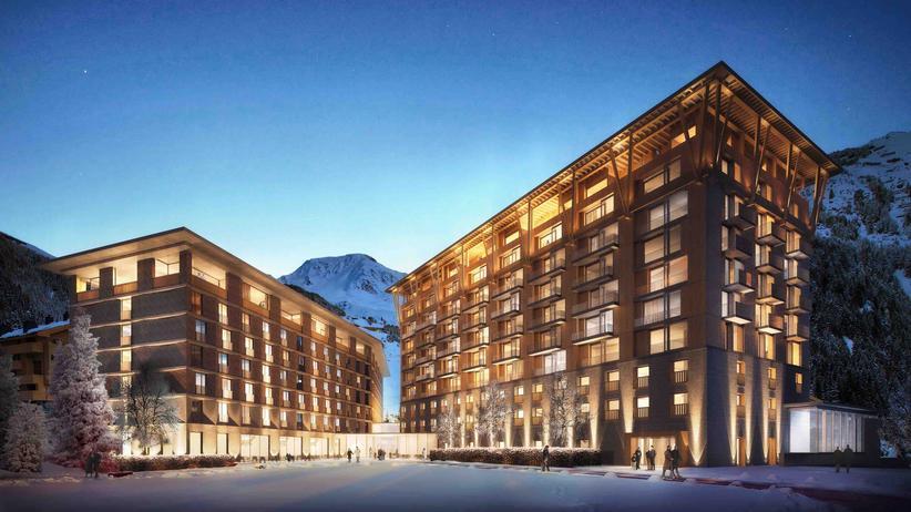 Gotthard Residenzen überzeugen auch Louis van Gaal