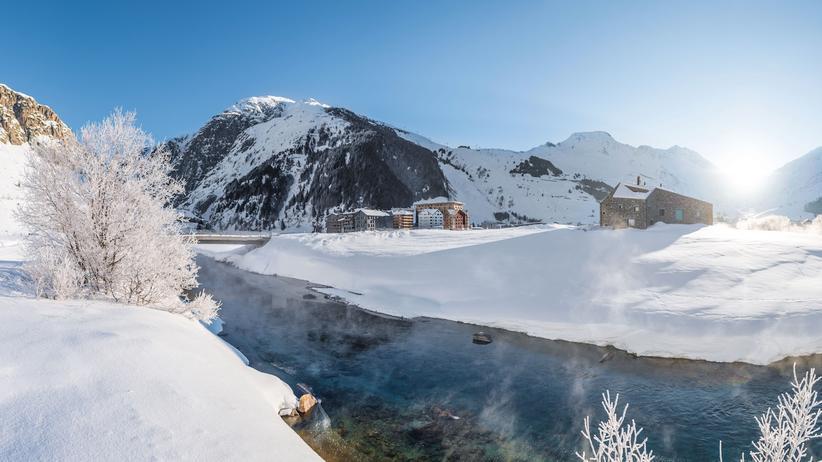 Ihre Ferien im Herzen der Alpen