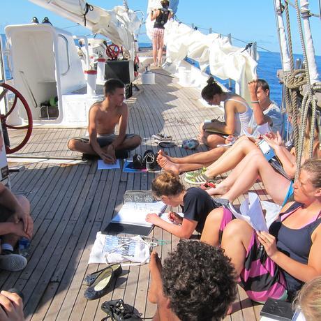 Internat Hermann Lietz-Schule Spiekeroog: Inselinternat und segelndes Klassenzimmer