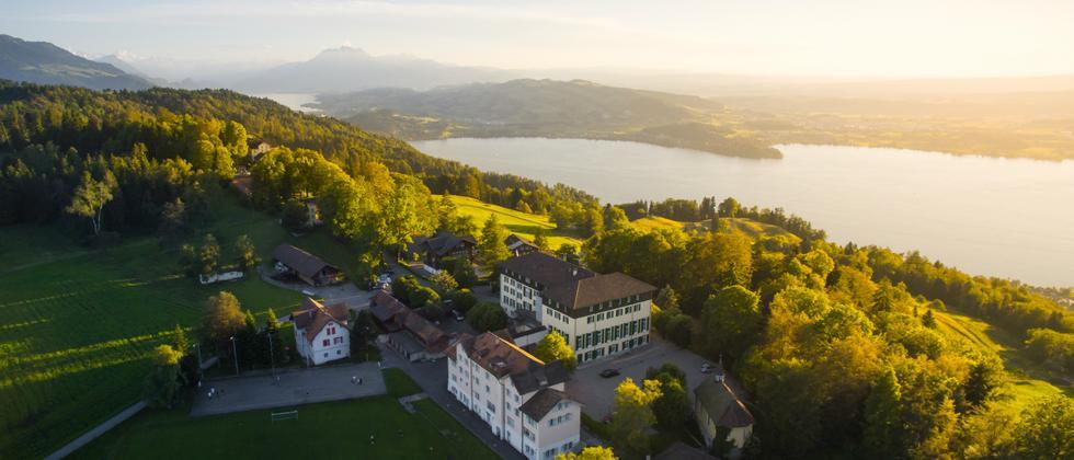 Institut Montana Zugerberg : My place to grow