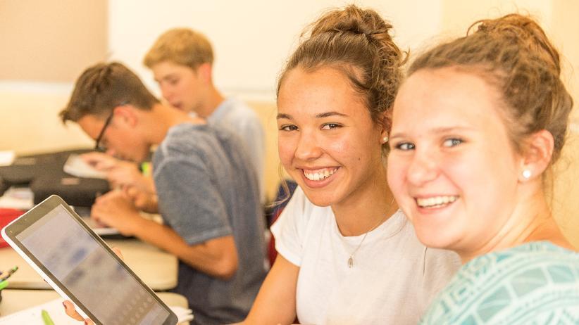 Schloss-Schule Kirchberg: Innovative Wege für nachhaltiges Lernen