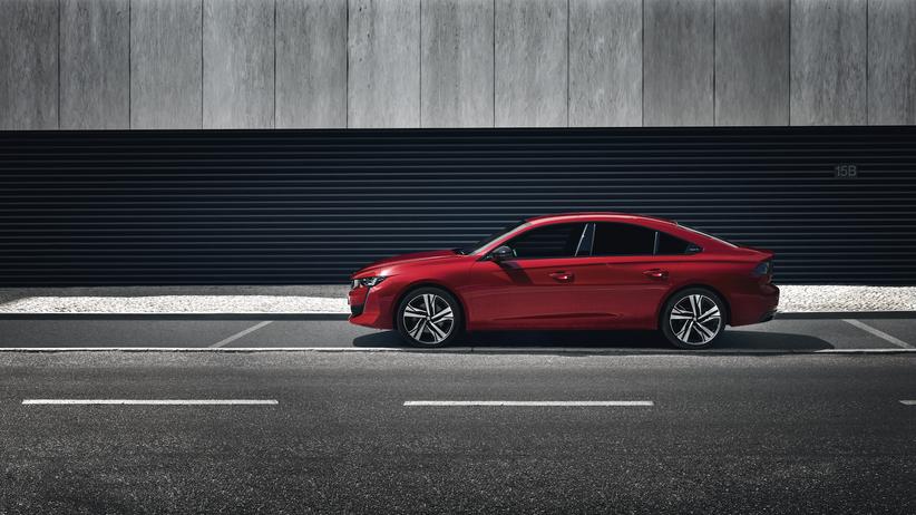 Der neue Peugeot 508 - Das Beste aus zwei Welten