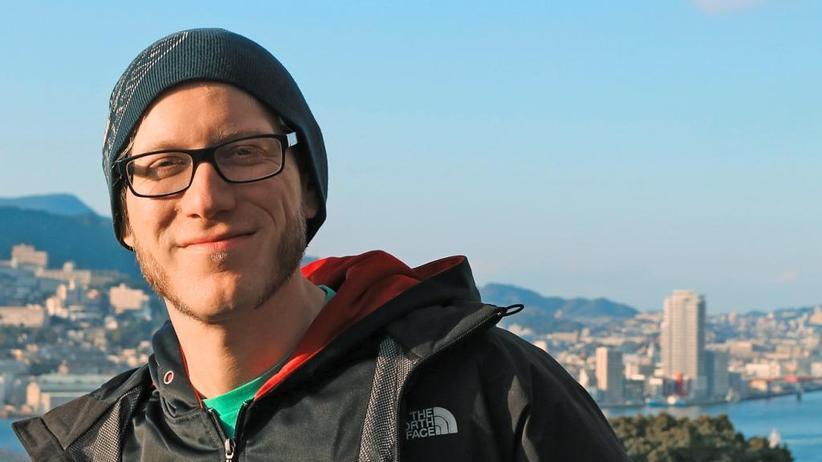 Carsten Gross: Ein Ingenieur auf hoher See