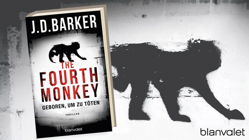 J. D. Barker: The Fourth Monkey