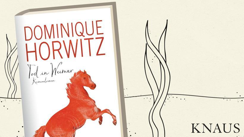 Dominique Horwitz: Tod in Weimar