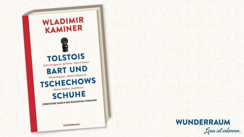Wladimir Kaminer: Das Geheimnis der Bärte