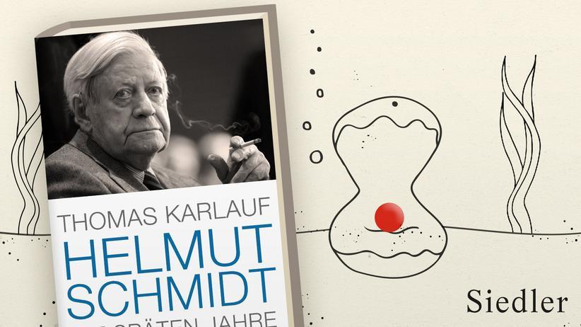 Thomas Karlauf: Helmut Schmidt - Die späten Jahre