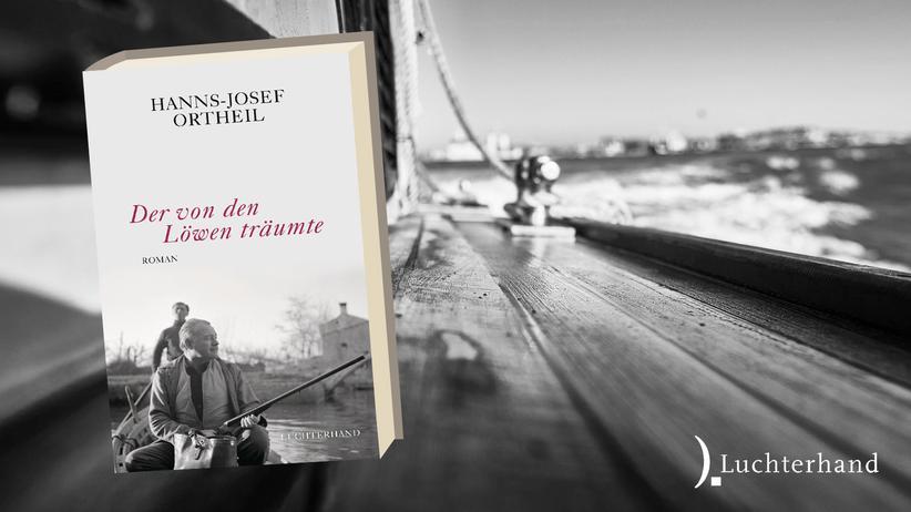 Hanns-Josef Ortheil: Der alte Mann auf dem Weg zum Meer