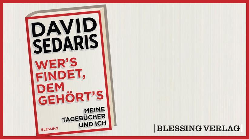 David Sedaris: Wer's findet, dem gehört's
