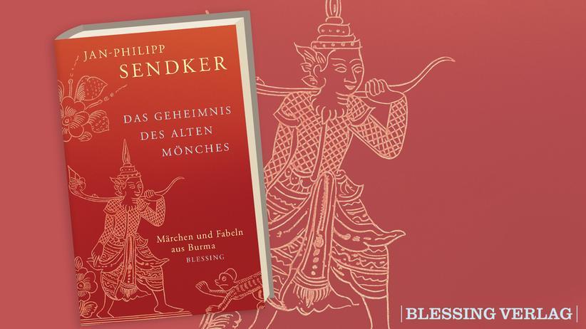 Jan-Philipp Sendker: Das Geheimnis des alten Mönches